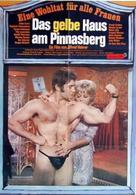 Das gelbe Haus am Pinnasberg - German Movie Poster (xs thumbnail)