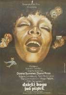 Thank God It's Friday - Polish Movie Poster (xs thumbnail)