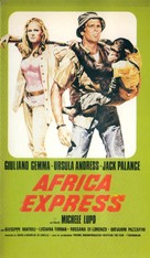 Africa Express - Italian Movie Cover (xs thumbnail)