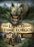 The Land That Time Forgot - DVD cover (xs thumbnail)