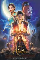 Aladdin - Slovak Movie Poster (xs thumbnail)