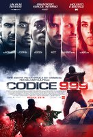Triple 9 - Italian Movie Poster (xs thumbnail)