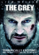 The Grey - DVD cover (xs thumbnail)
