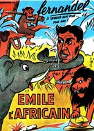 Émile l'Africain - French Movie Poster (xs thumbnail)