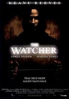 The Watcher - German Movie Poster (xs thumbnail)