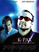 K-PAX - French Movie Poster (xs thumbnail)