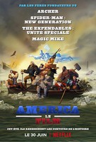 America: The Motion Picture - French Movie Poster (xs thumbnail)