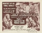 Riding with Buffalo Bill - Movie Poster (xs thumbnail)