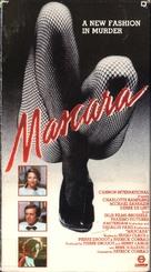 Mascara - VHS movie cover (xs thumbnail)