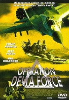 Operation Delta Force - German DVD cover (xs thumbnail)