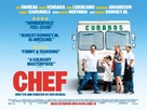Chef - British Movie Poster (xs thumbnail)