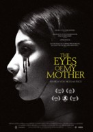 The Eyes of My Mother - German Movie Poster (xs thumbnail)