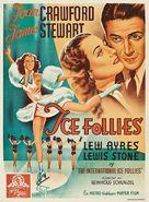 The Ice Follies of 1939 - Belgian Movie Poster (xs thumbnail)