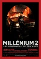 Flickan som lekte med elden - Canadian Movie Poster (xs thumbnail)