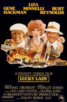 Lucky Lady - Movie Poster (xs thumbnail)