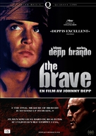 The Brave - Norwegian DVD movie cover (xs thumbnail)