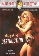 Angel of Destruction - DVD cover (xs thumbnail)
