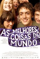 As Melhores Coisas do Mundo - Brazilian Movie Poster (xs thumbnail)
