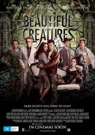 Beautiful Creatures - Australian Movie Poster (xs thumbnail)
