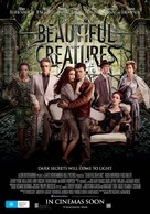 Beautiful Creatures - Australian Movie Poster (xs thumbnail)