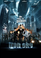 Iron Sky - British Movie Poster (xs thumbnail)