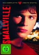 """Smallville"" - German DVD cover (xs thumbnail)"