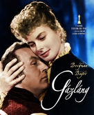 Gaslight - Hungarian Blu-Ray cover (xs thumbnail)