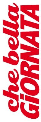 Che Bella giornata - Italian Logo (xs thumbnail)
