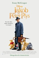 Christopher Robin - Danish Movie Poster (xs thumbnail)