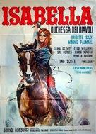 Isabella, duchessa dei diavoli - Italian Movie Poster (xs thumbnail)