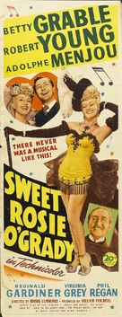 Sweet Rosie O'Grady - Movie Poster (xs thumbnail)