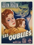 Blossoms in the Dust - French Movie Poster (xs thumbnail)