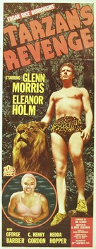 Tarzan's Revenge - Movie Poster (xs thumbnail)