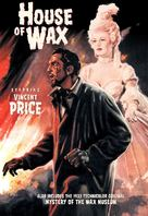House of Wax - DVD cover (xs thumbnail)