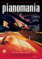 Pianomania - Austrian Movie Poster (xs thumbnail)