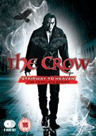 """""""The Crow: Stairway to Heaven"""" - British DVD movie cover (xs thumbnail)"""