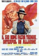 Dio, sei proprio un padreterno! - Italian Movie Poster (xs thumbnail)