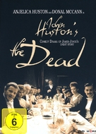 The Dead - German DVD cover (xs thumbnail)