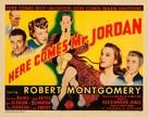 Here Comes Mr. Jordan - Movie Poster (xs thumbnail)