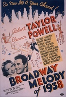 Broadway Melody of 1938 - Movie Poster (xs thumbnail)