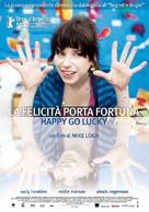 Happy-Go-Lucky - Italian Movie Poster (xs thumbnail)