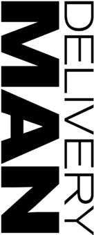 Delivery Man - Logo (xs thumbnail)