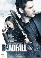Deadfall - Norwegian DVD cover (xs thumbnail)