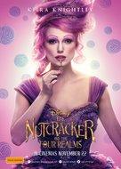 The Nutcracker and the Four Realms - Australian Movie Poster (xs thumbnail)
