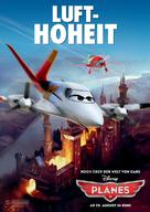Planes - German Movie Poster (xs thumbnail)