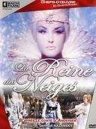 Snezhnaya koroleva - French DVD cover (xs thumbnail)