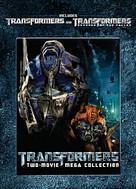 Transformers: Revenge of the Fallen - DVD cover (xs thumbnail)