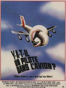 Airplane! - French Movie Poster (xs thumbnail)