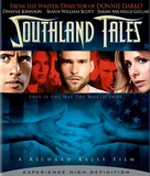 Southland Tales - Blu-Ray cover (xs thumbnail)