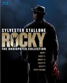 Rocky II - Blu-Ray movie cover (xs thumbnail)